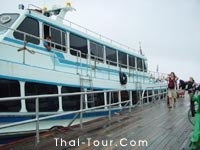 How to get to Phi Phi