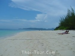 Koh Phai or Bamboo Island